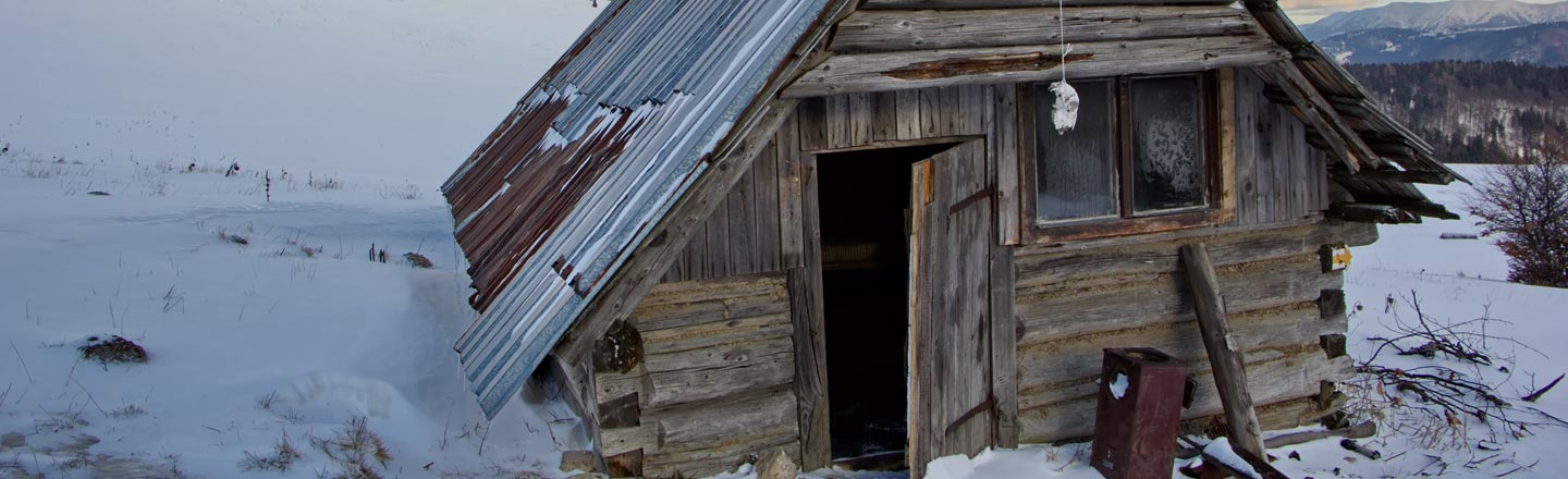 Meet The Family Who Disappeared Into Siberia For Decades