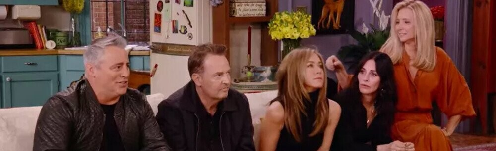 Want To Feel Old? Watch The 'Friends' Reunion Trailer