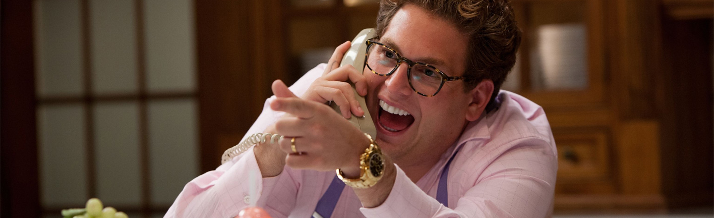 Jonah Hill Bests Samuel L. Jackson For Tops All-Time Cussing Total