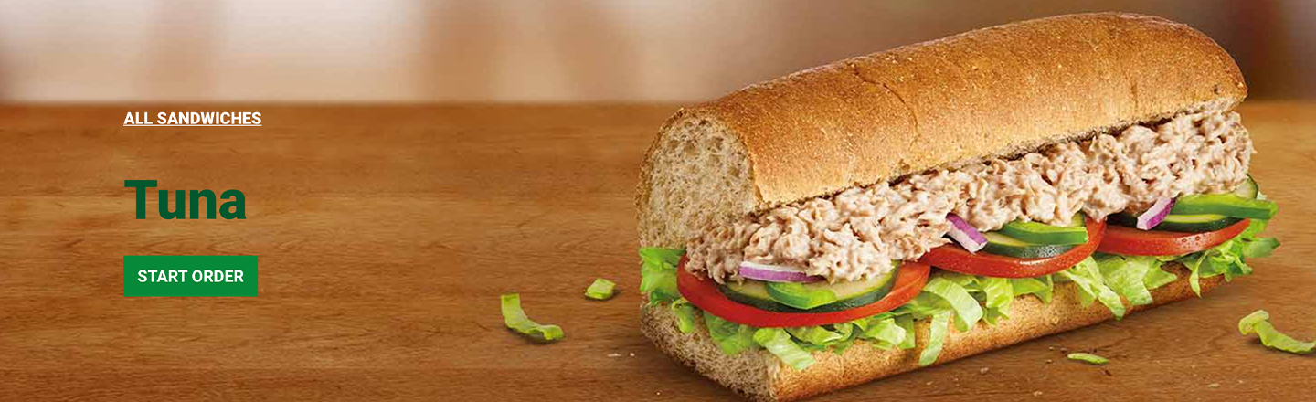 Subway's Tuna Is Not Actually Tuna, New Lawsuit Alleges