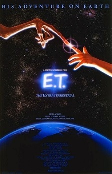 HIS ON EARTH TuRe 0 E.T. THE FEXTRATRRESTRAL