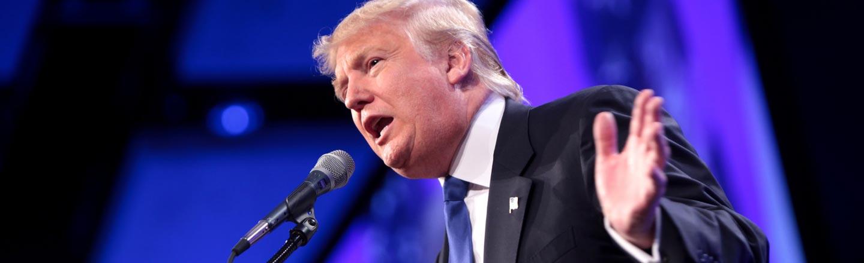 Trump Said He Met The President Of The Virgin Islands