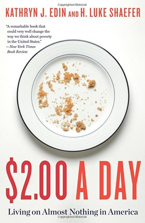 6 Ways Breaking into Hollywood Is A Total Nightmare - book cover for $2.00 A Day