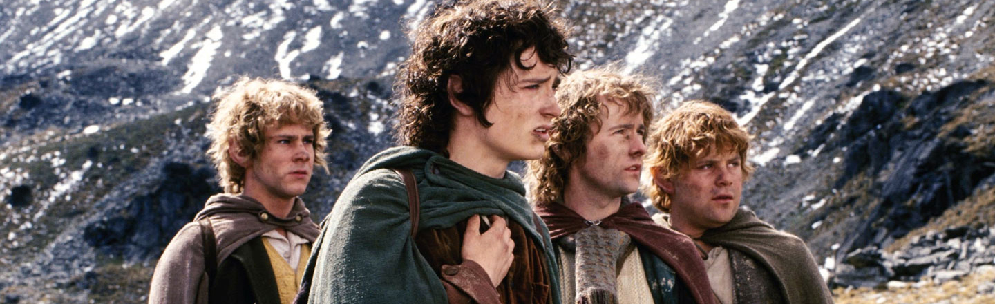 Where's Our Beatles 'Lord Of The Rings' Documentary, Peter Jackson?