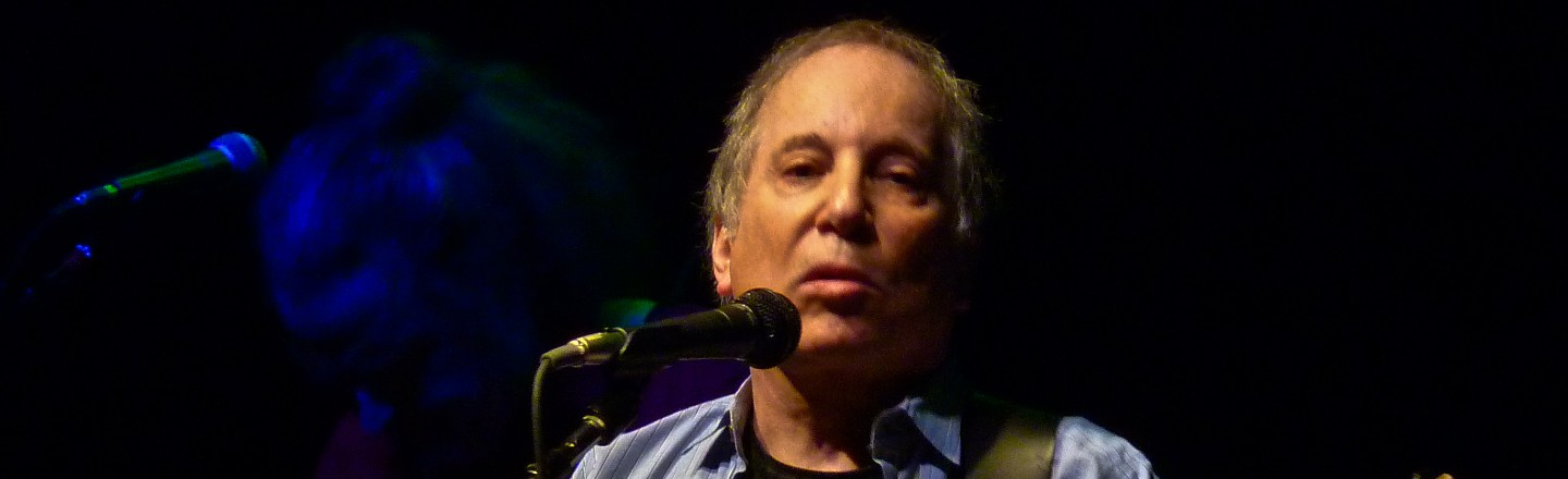 Music Mystery: Paul Simon's Kid-Friendly Song ... Is About Abuse?