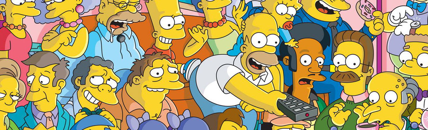 OK, Here's How You Save 'The Simpsons'
