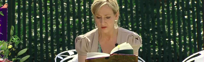 JK Rowling Still Sucks At Metaphors