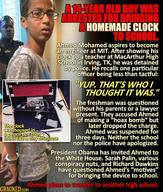 The 13 Most Insane Things Happening Right Now (9/22)