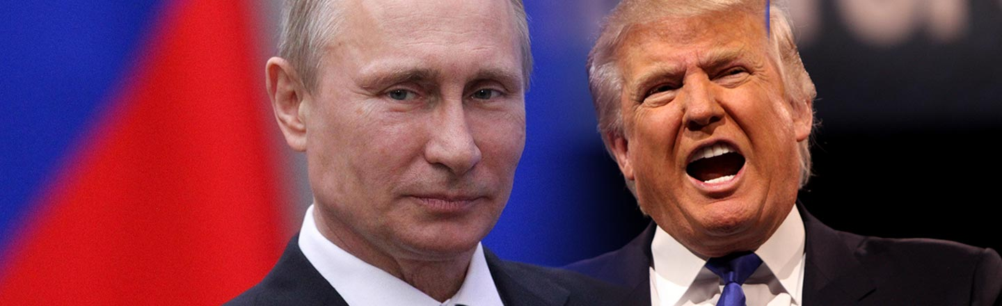 A Simple Explanation Of Trump's Russia Scandal