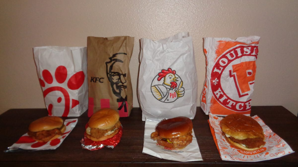 How Is KFC So Late To The Chicken Sandwich Wars?