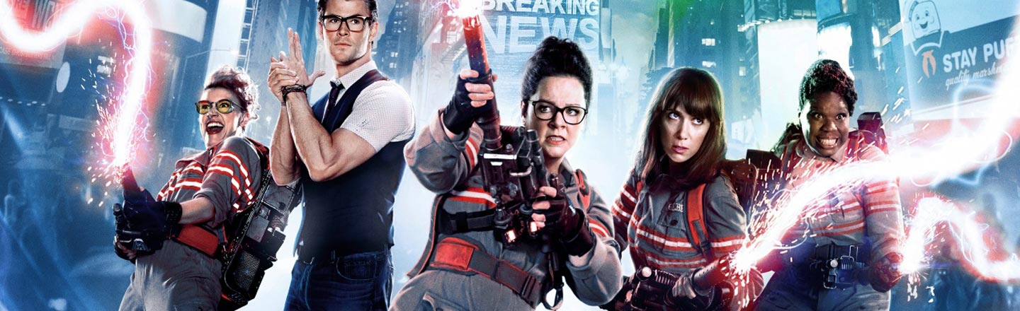 The Hidden Connection Between 'Ghostbusters' And The Remake