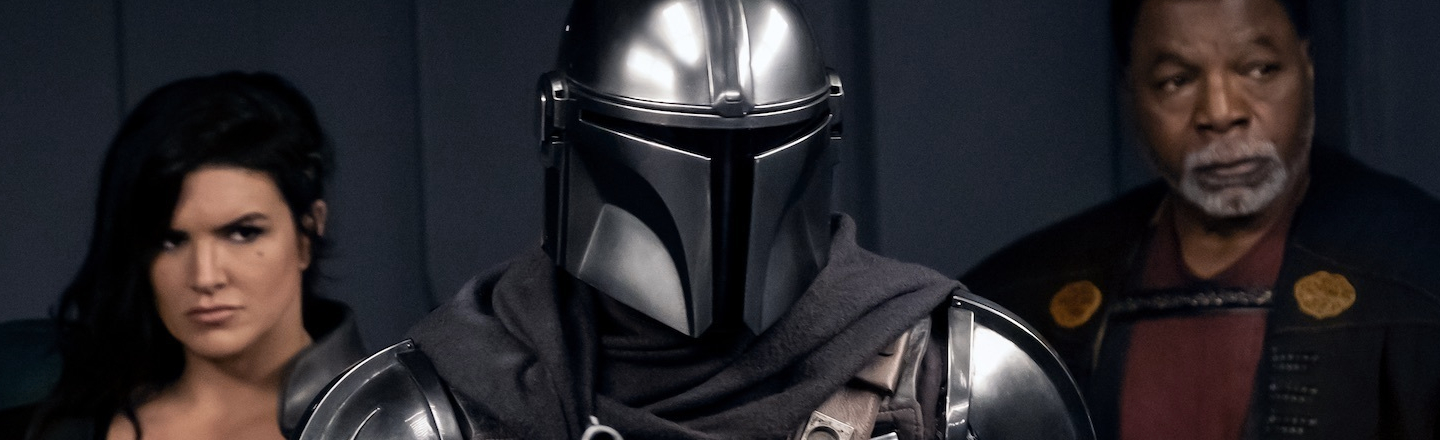 'The Mandalorian' is Trying to Fix Every 'Star Wars' Problem