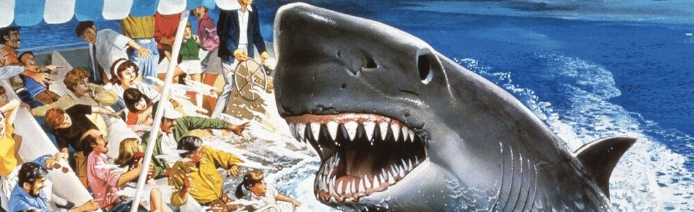 A Man Was Almost Eaten By The Shark From 'Jaws' ... The Ride