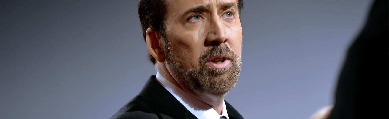 And Now, Nicolas Cage Singing 'Purple Rain'