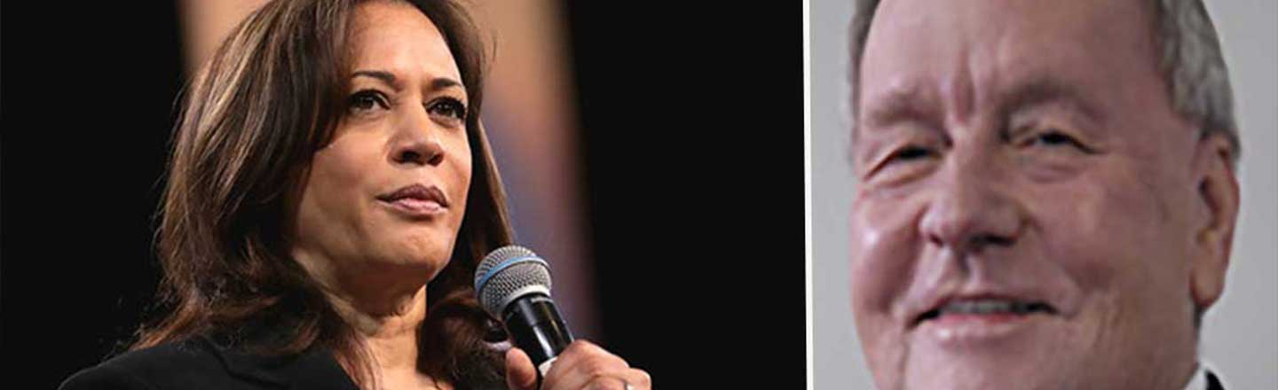 Dog Whistles Are Already Blowing For Kamala Harris