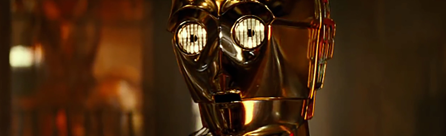 'Rise of Skywalker' Whiffed On C-3PO, Hard
