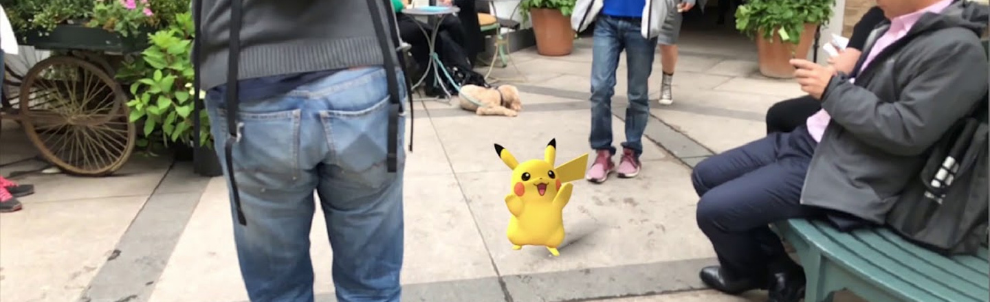 It's A Rough Time For 'Pokemon Go' To Try And Make A Comeback