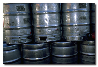 Schrodinger's keg parties were pretty great about half the time, though.
