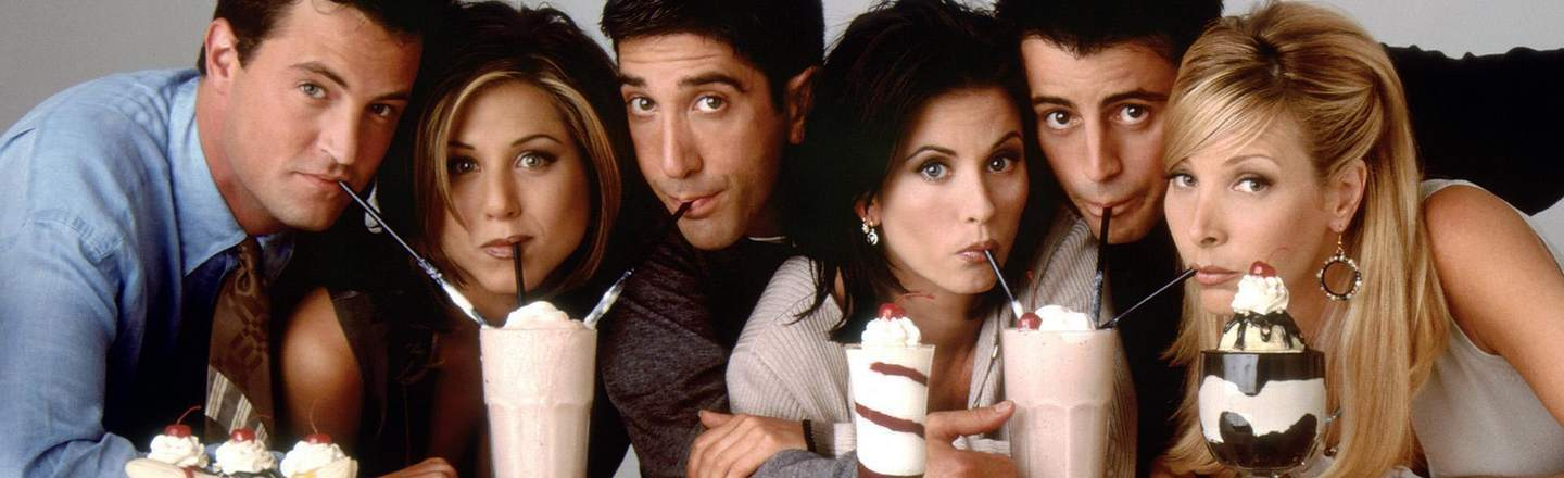 7 'Friends' Moments That Have Become Horrifying With Age