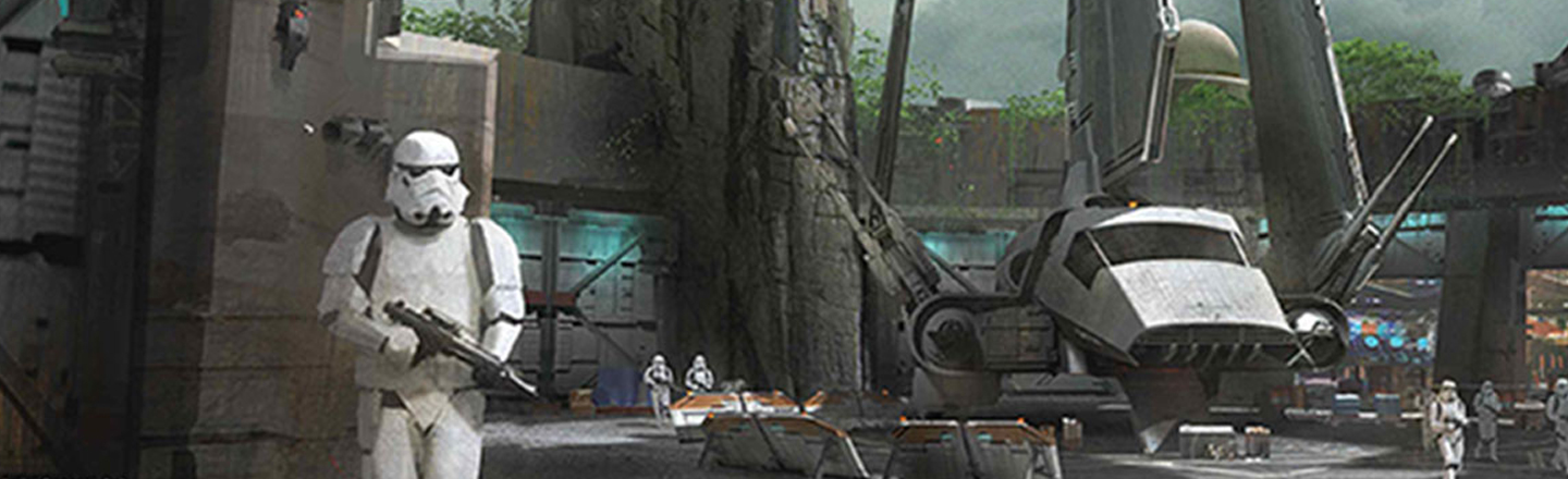 Disney's Star Wars Land Is Here To Force-Choke Your Wallet
