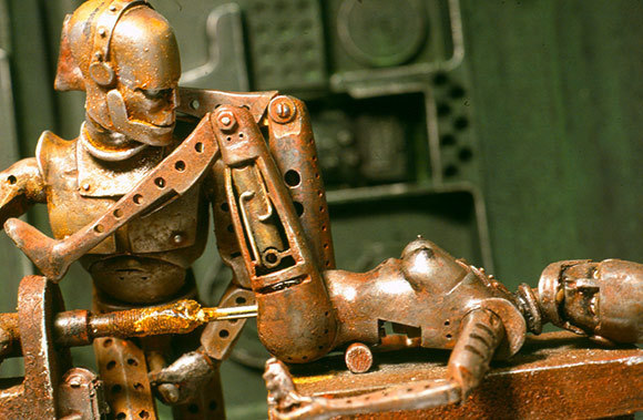The 4 Creepiest Ways We'll Inevitably Use Robot Servants