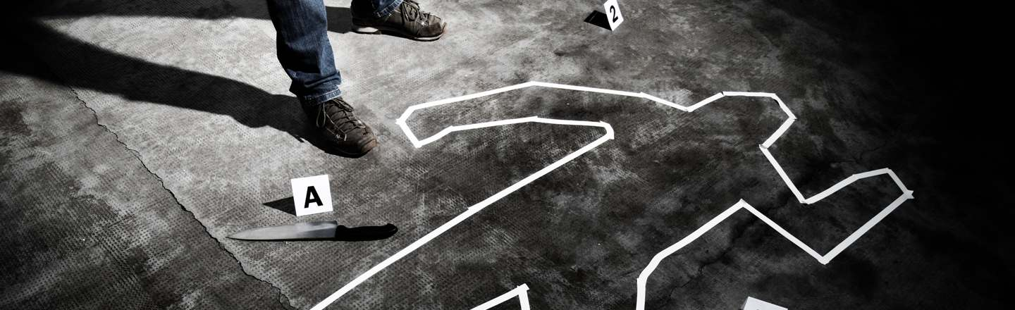These Unsolved Murders Will Make You Scared Of The Dark