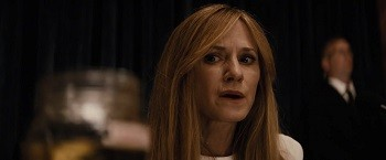 4 Superman Movie Scenes That Were Dumb AF In Retrospect Holly Hunter in Superman vs Batman