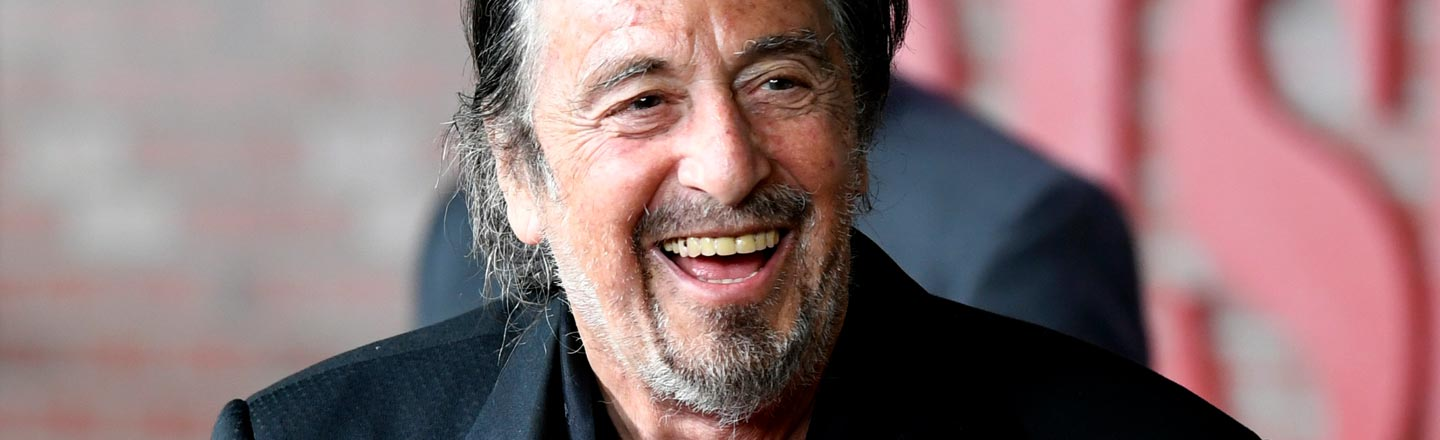 Al Pacino Stars In Bad Movies Hoping To Make Them Good