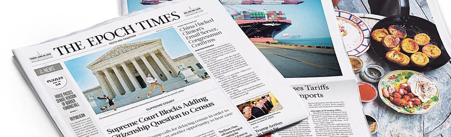 5 Reasons That Normal-Looking Free Newspaper (In Your Hometown) Is Anything But
