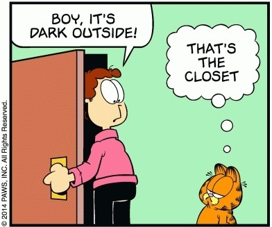 Garfield's Creator Weighs In On Disturbing Fan Theory