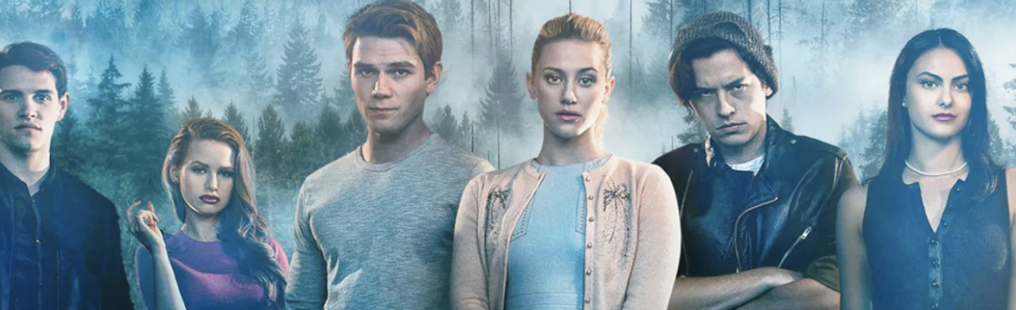 Time Has No Meaning on 'Riverdale' -- TV's Eyebrow-Archingest Show