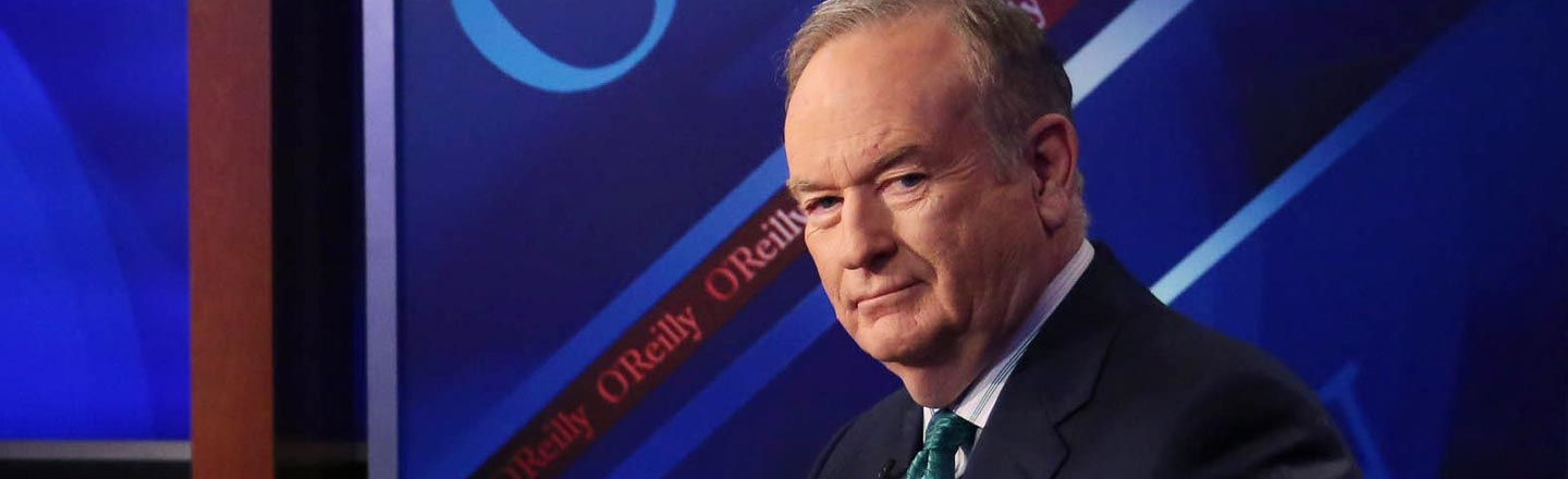 Bill O'Reilly's Novel Is Disturbing In All The Wrong Ways