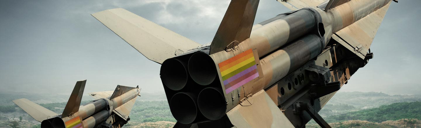 The Gay Bomb: A Real Thing The US Military Considered