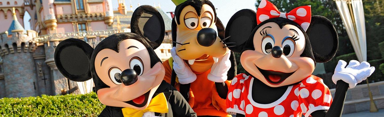Childless Millennials Visiting Disneyland Is Weird, Says Guy