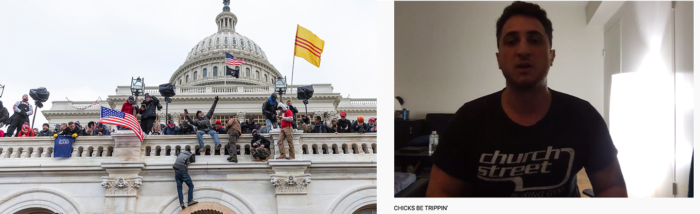 Shocking: Questionable NYC Pickup Artist Arrested After Alleged Involvement in Capitol Siege