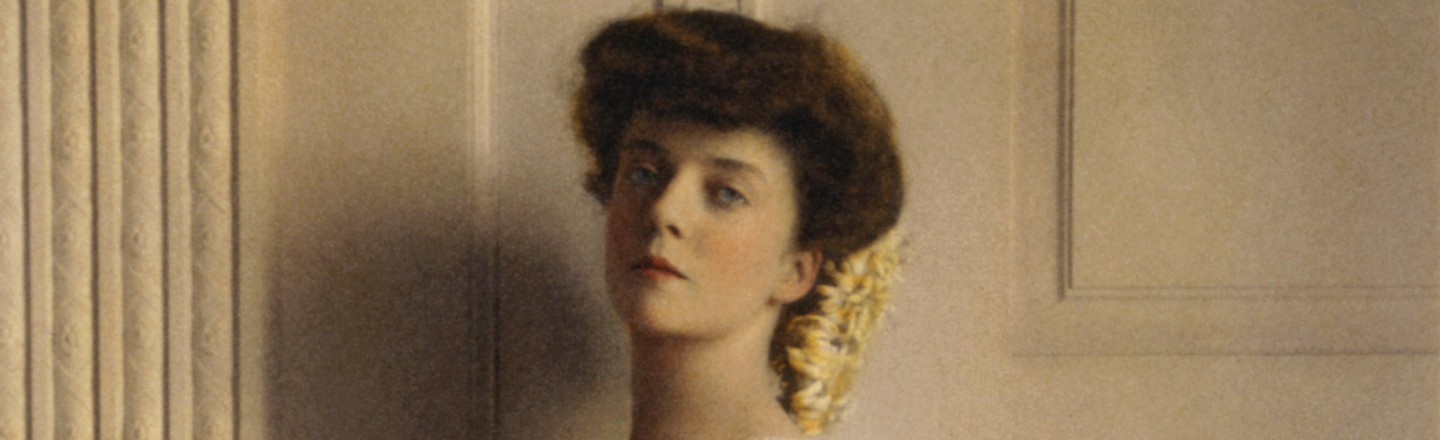Alice Roosevelt Was Possibly Cooler Than Her Dad