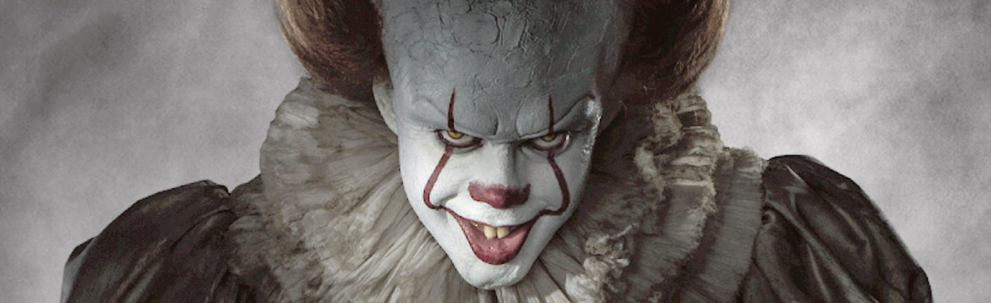 Mysterious Flying Pennywise Doll Terrifies Random Woman, You