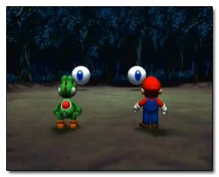 6 Bizarrely Creepy Moments from the Mario Universe