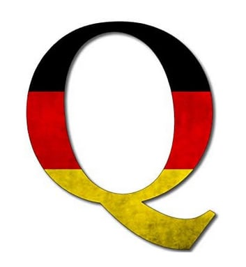 Qitler has a ring.