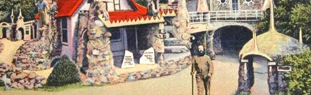 The Rise And Fall Of New Jersey's 'Palace Of Depression' Theme Park