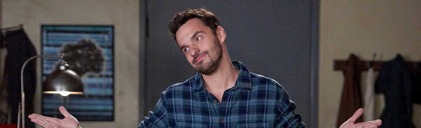 Nick From 'New Girl' Was Better Angry