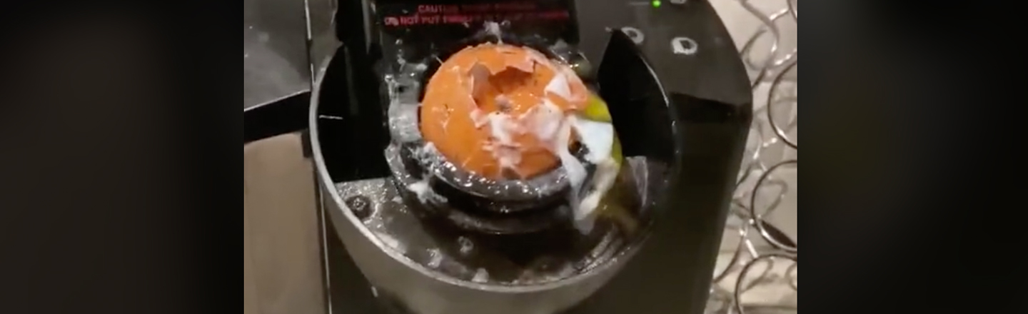 A TikToker Put an Egg In A Keurig Machine, Bringing 2020 To A New Low