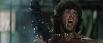 Aarraragaooooaaahhhh!!! -- John Rambo