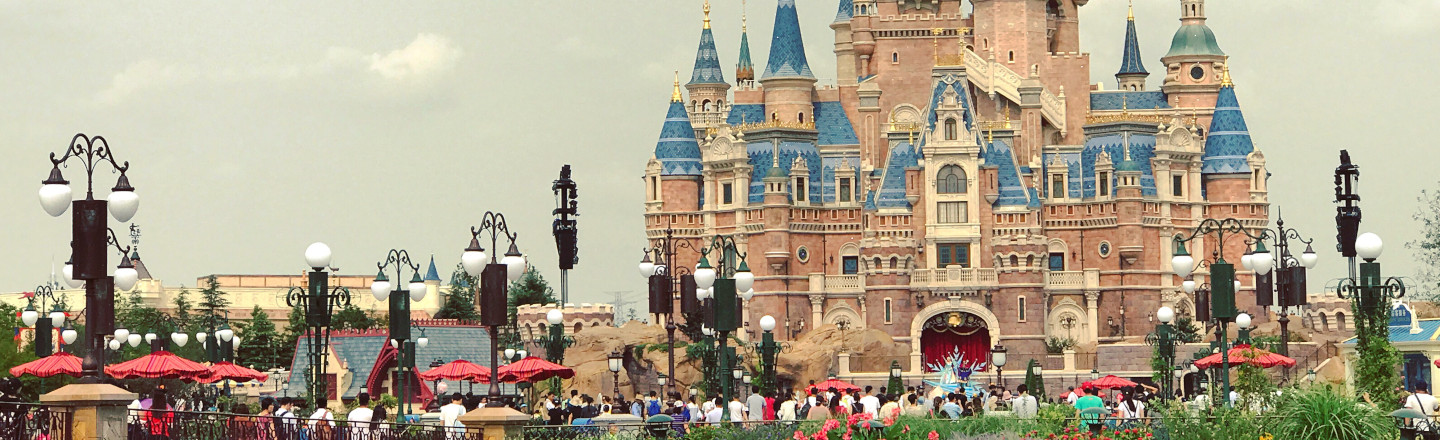 Disneyland Shanghai's Reopening Is A Sad Look At The Future Of Vacations