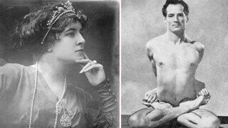 The Incredible Life Of History's Greatest Golddigger: Death Rays, Yoga Cults, and Mad Science
