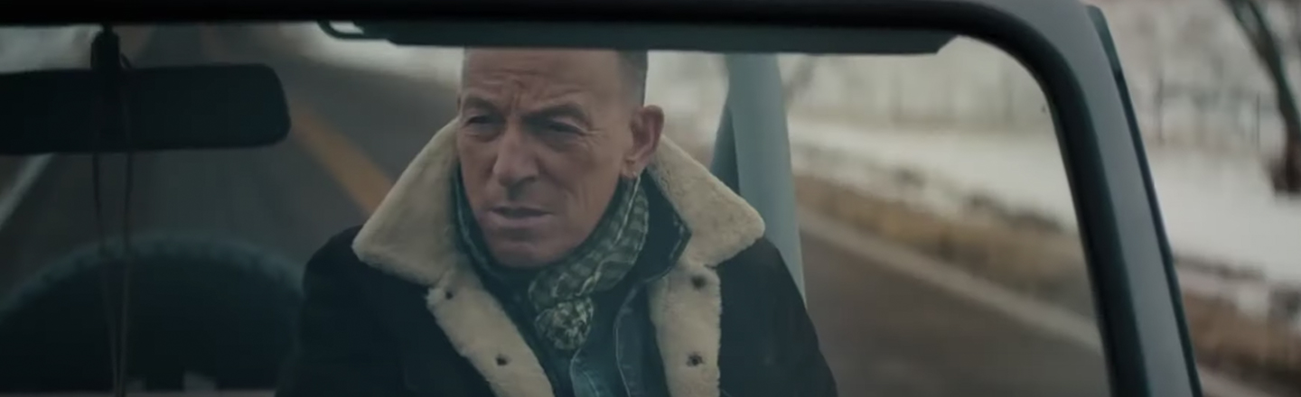 Jeep Pulls Bruce Springsteen's Commercial After New DWI Details Emerge