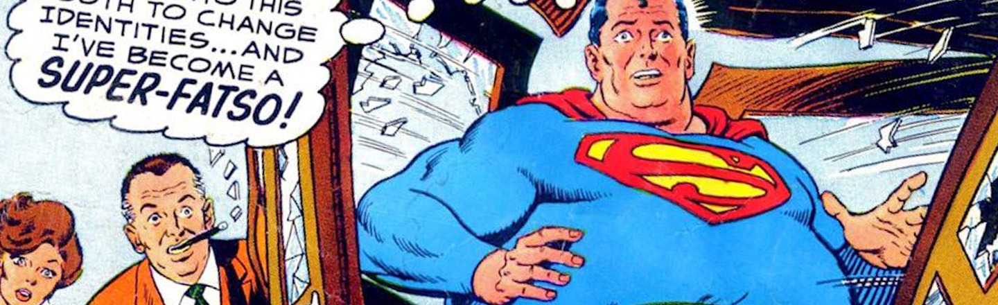6 Batshit Crazy Ways Superman Tried To Protect His Identity