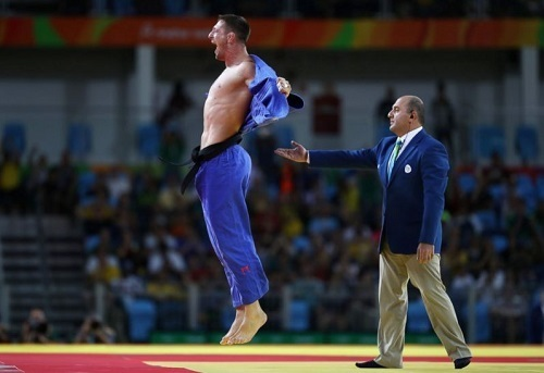 The 7 Most Accidentally Sexy Photos From The Rio Olympics
