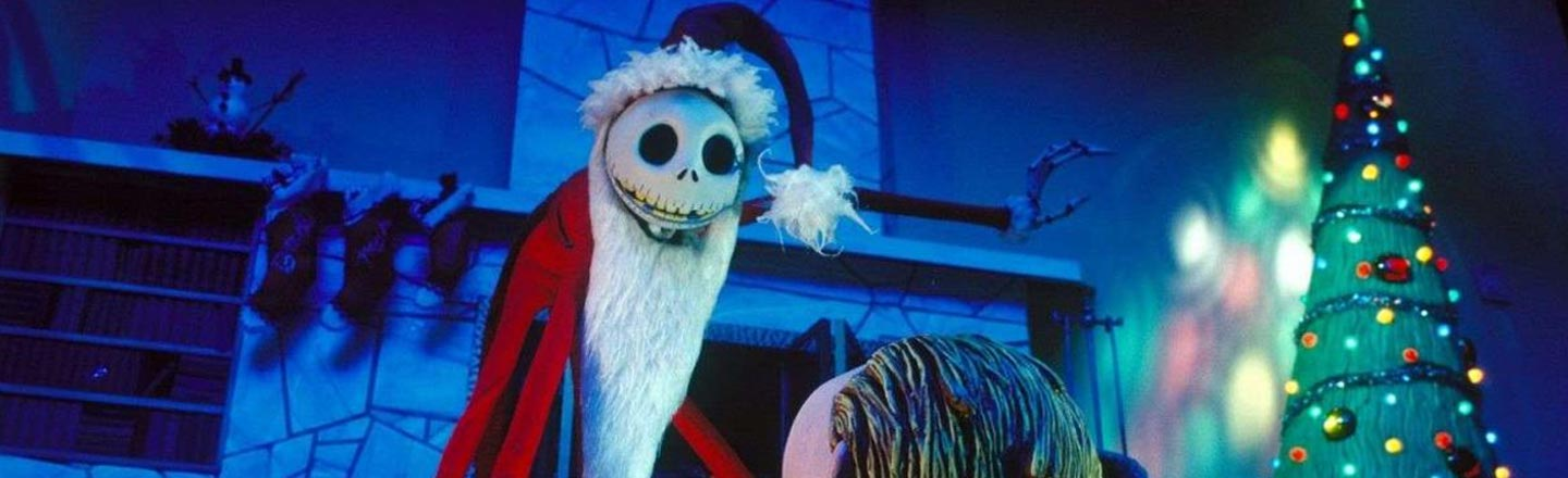 Please Don't Make A Live-Action 'Nightmare Before Christmas'