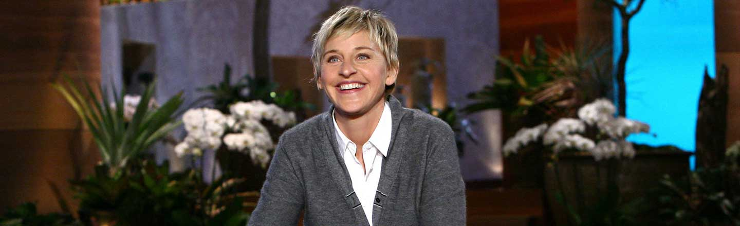 It's Hard To Imagine, But Ellen Might Not Be So Nice